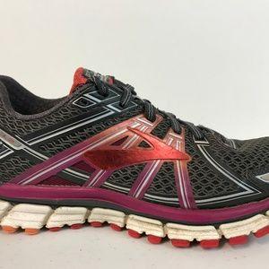 Brooks Womens Adrenaline GTS 17 Running Shoes 6 B
